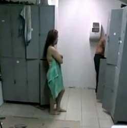 Flagras Amadores Funcionários Fodendo No Banheiro Do Trabalho